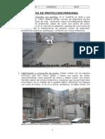 Equipos de protección personal en la construcción