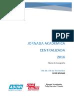 Geografia_Los Lineamientos en La Creacion de La ANP