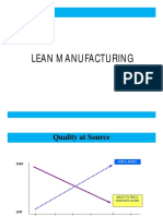 Lean Manufacturing - 2 of 3