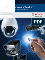 Bosch IP Camera Brochure