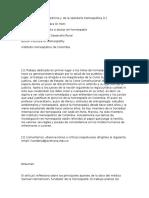 Del Organon de la Medicina y de la sabiduría homeopática.docx