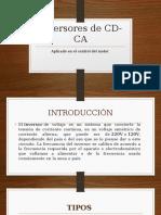 Inversores de CD-CA Jueves 26