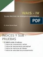 WAIS IV PPT.pptx