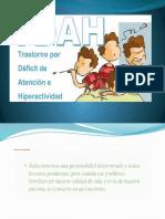 Presentación TDAH