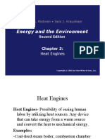Chapter3 Heat Engines