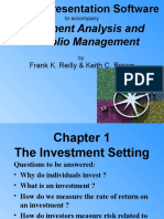 Ch01-Investments Portfolio Management