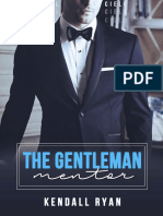 1. the Gentleman Mentor (Lessons With the Dom #1) - Kendall Ryan