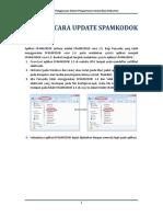 Cara Update Spamkodok 1.5