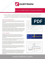 Gripping Effects in Composite Fatigue Testing