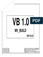 Hp Compaq 8510p 8510w Inventec Vb1.0 Rev a04 Sch