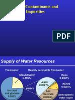 3. Water Contaminants-1