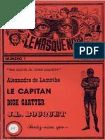 Le Masque Noir N 1 Juin 1979