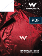 wildcraft Rainwear 2015