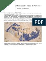 Origen Fenicio de Los Mapas de Ptolemeo 4