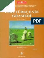 Annemarie Von Gabain Eski Turkcenin Grameri
