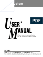 A Series PBX Operate Manual