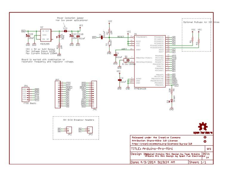 Arduino-Pro-Mini-schematic.pdf Arduino Mini Schematic on iphone schematic, robot schematic, wiring schematic, shields schematic, pcb schematic, ipad schematic, atmega328 schematic, servo schematic, msp430 schematic, wireless schematic, breadboard schematic, audio schematic, atmega32u4 schematic, apple schematic,
