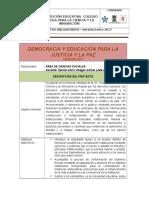 Proyecto Democracia 2017