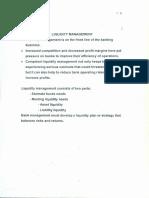3- Liquidity Management