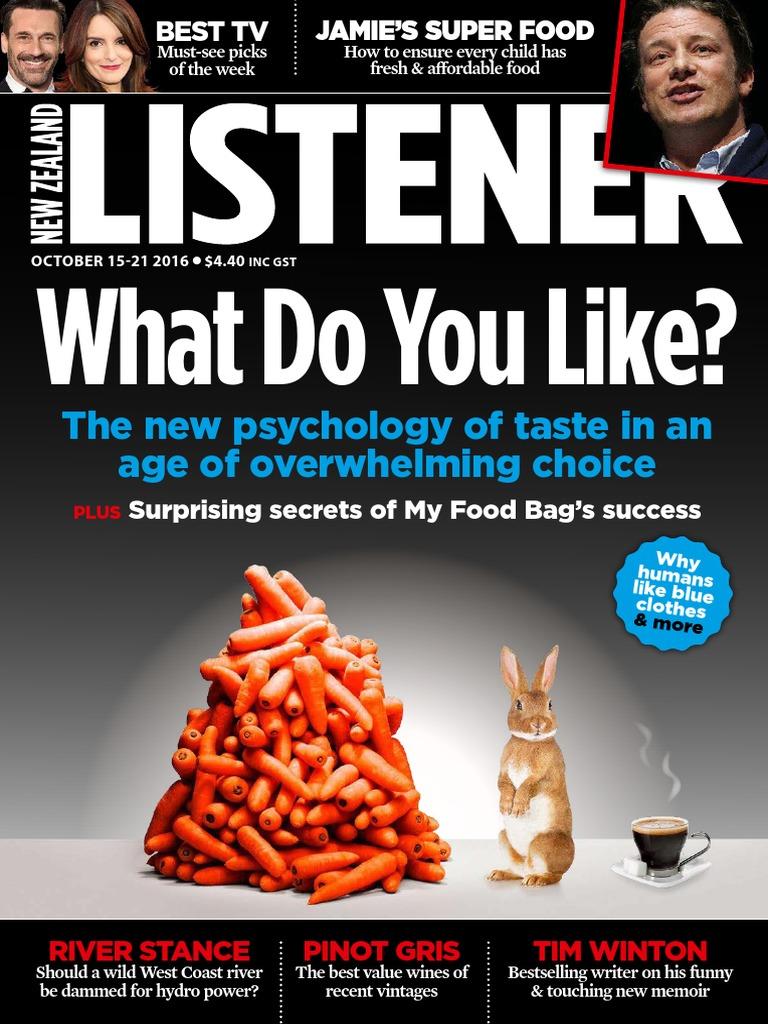 NZ Listener - October 15 8d654c14454