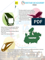 MP Transport Infographics