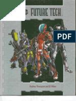 D20 Modern - D20 Future Tech