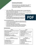 Catholic Church & Jewish Wedding Requirements and Procedures Feb2014