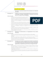 Pnd 2013-2018 Lineas de Accion