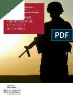 CCRS Geopolitical Conflict Scenario Report - 31 October 2014