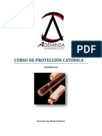 Curso de Protección Catódica