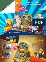 UNIS Products Catalogue PDF