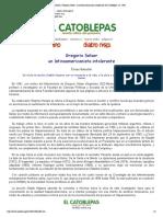 Eliseo Rabadán, Gregorio Selser_ un latinoamericanista intolerante, El Catoblepas 1_6, 2002
