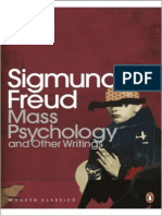 Sigmund Freud [2004] Mass Psychology (J. A. Underwood translations).epub
