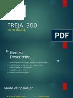 FREJA  300