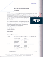 PGE Technical Specifications Jan 07