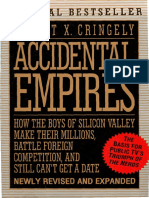 [Cringely, 1996] Accidental Empires - How the Boys of Silicon Valley Make Their Millions, Battle Foreign Compitition, and Still Can't Get A Date.pdf