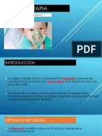 Oxigenoterapia en Pediatria