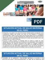 Presentación Salud Materna