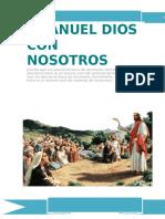 Emanuel Dios Kon Nosotros