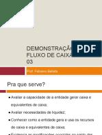 Fluxo de Caixa PDF