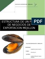Plan de Exportacion Karen