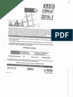 ICFES 2016-1 PRIMERA SESIÓN