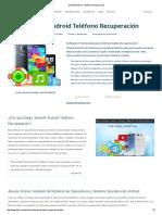 Jihosoft Android Teléfono Recuperación.pdf
