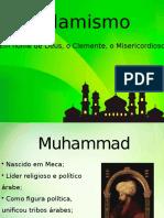 Slide Religião