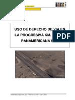 Informe Derecho de via Mtc-cañete Final - 21.12