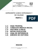 Expediente Consultorio Medico Dr Arturo