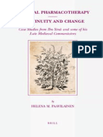 PaavilainenMedieval Pharmacotherapy - Continuity and Changgfgf