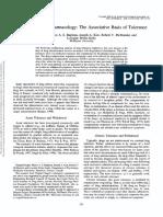 Pavlovian Psychopharmacology