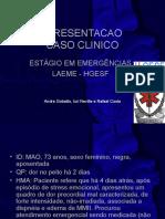 Caso Clinico Gobatto Iuri SCA
