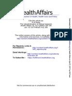 Health Aff 2000 Rettig 129 46